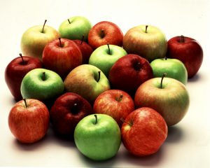 apples-colon cleanse with salt water