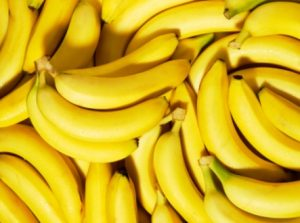 calories in bananas